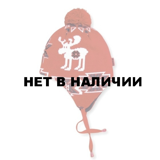 Шапка Kama BW16 red