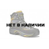 Ботинки для треккинга (высокие) Asolo Backpacking TPS Equalon Gv evo Graphite / Mineral Yellow