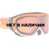Очки горнолыжные Alpina Challenge 2.0 QH orange-white_QH S2