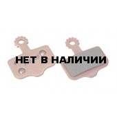 Тормозные колодки BBB DiscStop comp.w/Avid Elixir series sintered w/spring (BBS-441S)
