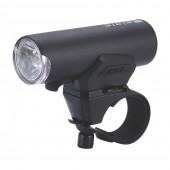 Фонарь передний BBB Scout 200 lumen LED серый/черный (BLS-115)