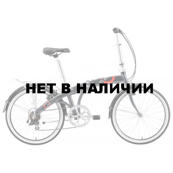Велосипед Welt 2018 Subway 24 grey