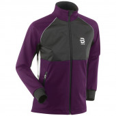 Куртка беговая Bjorn Daehlie 2016-17 Jacket DIVIDE Wmn Potent Purple
