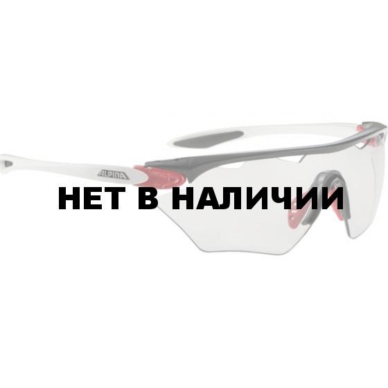 Очки солнцезащитные ALPINA TWIST FOUR SHIELD VL+ black-red-white