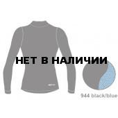Футболка с длинным рукавом ACCAPI POLAR BEAR HEAVY WEIGHT LONG SLEEVE SHIRT - WOMENS black / blue () (US:XS)