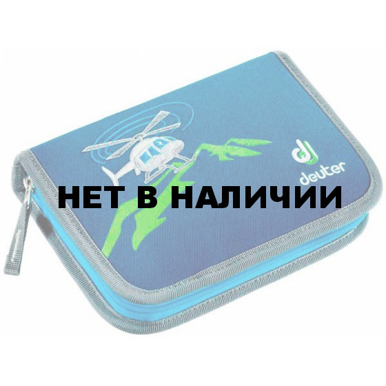Пенал Deuter Pencil Box - empty steel helicopter