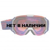 Очки горнолыжные Salice 619DARWF WHITE-RED/RADIUM (б/р:ONE SIZE)