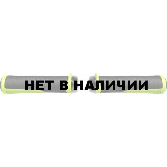 Грипсы BBB Cobra 142mm неон желтый/черный