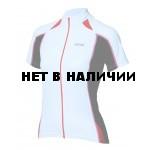 Джерси BBB ComfortGirl jersey s.s. white red (BBW-245)