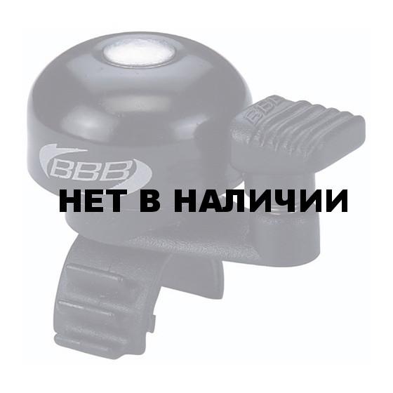 Звонок BBB EasyFit черный (BBB-12)