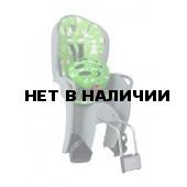 Детское кресло HAMAX KISS SAFETY PACKAGE серый/зеленый