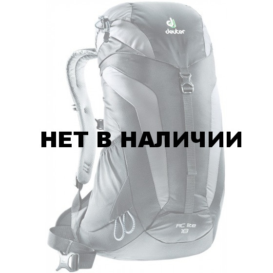 Рюкзак Deuter 2016-17 AC Lite 18 black-titan