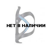 Флягодержатель BBB 2015 bottlecage FiberCage UD Carbon matt black blue (BBC-37)