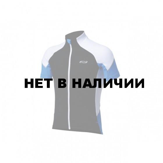 Джерси BBB ComfortFit jersey s.s. black blue (BBW-235)
