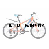 Велосипед Welt 2018 Peak 20 orange/blue