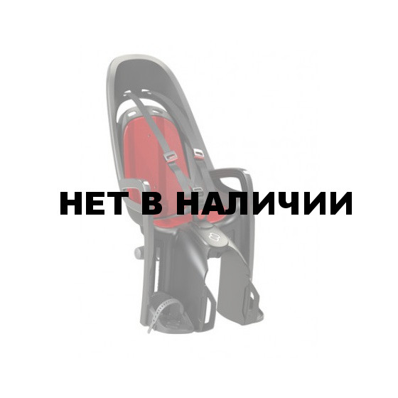 Детское кресло HAMAX CARESS ZENITH серый/красный