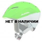 Зимний Шлем Alpina CHEOS SL green-white