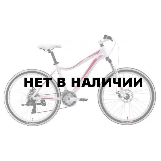 Велосипед Welt Edelweiss 1.0 D 2017 matt white/red