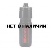 Фляга вело BBB 550ml. AutoTank autoclose черный/красный (BWB-11)