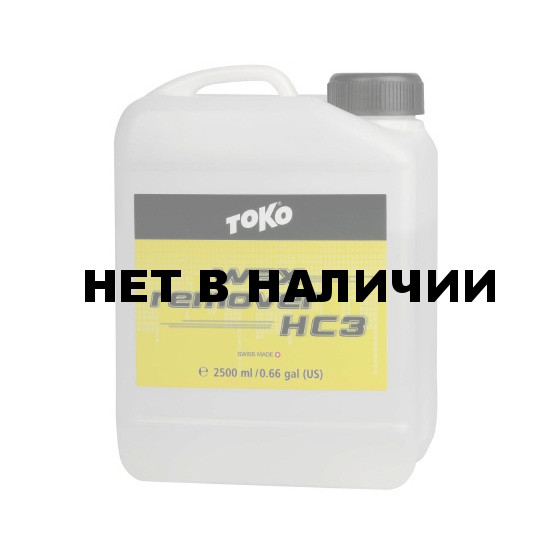 Жидкая смывка TOKO Waxremover HC3 (2.5 л.)