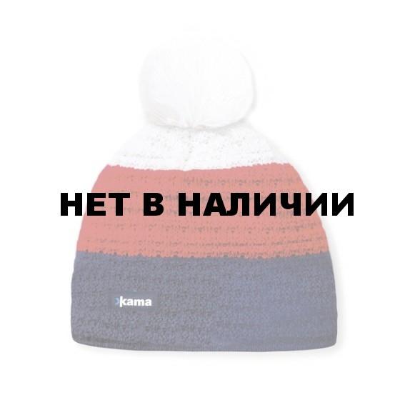 Шапка Kama A50 white