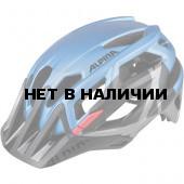 Велошлем Alpina 2018 Garbanzo blue-black-red