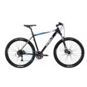 Велосипед Welt Rockfall 3.0 2017 matt black/blue