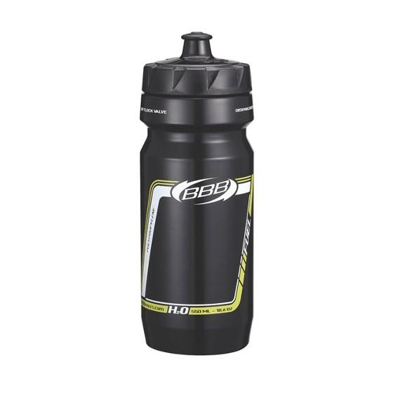 Фляга вело BBB 550ml. CompTank black/yellow (BWB-01)