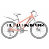 Велосипед Welt 2018 Peak 24 Disc matt red/black