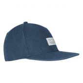 Кепка Salewa 2018 PUEZ CANVAS FLAT CAP dark denim