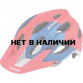 Велошлем Alpina 2018 Carapax red-blue