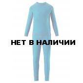 Комплект (футболка, длинный рукав, + брюки) Reima 2017-18 Cepheus Blue