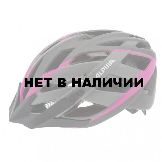 Летний шлем ALPINA 2017 Panoma L.E. titanium-pink