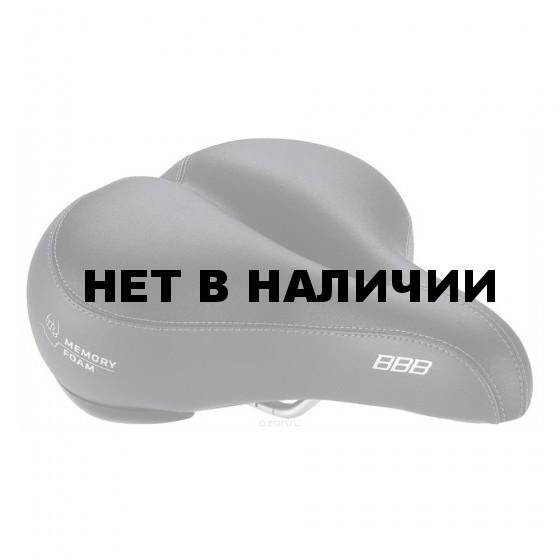 Седло BBB SoftShape memory foam anatomic черный (BSD-24)
