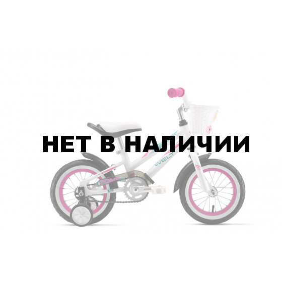 Велосипед Welt 2018 Pony 12 white/purple/mint green
