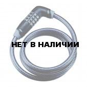 Замок велосипедный BBB CodeSafe straight cable combination lock 6mm x 1000mm (BBL-36)