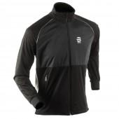 Куртка беговая Bjorn Daehlie 2016-17 Jacket DIVIDE Black