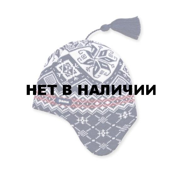 Шапка Kama A74 navy
