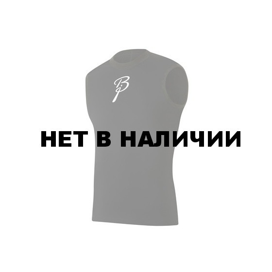 Майка Bjorn Daehlie Singlet WINDPROOF Black (черный)