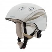 Зимний Шлем Alpina GRAP 2.0 white-prosecco matt