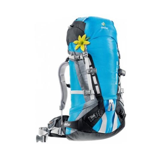 Рюкзак Deuter 2015 Alpine Guide 40+ SL turquoise-black