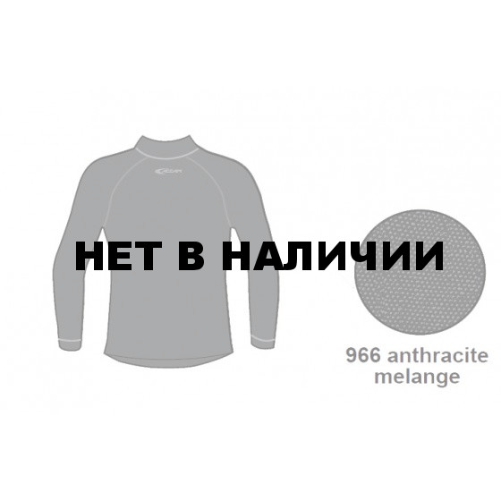 Футболка с длинным рукавом ACCAPI TECNOSOFT PLUS EVO LONG SL.T-SHIRT LUPETTO JR anthracite mel (т.серый)