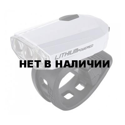 Фонарь передний BBB Spark rechargeable Iithium battery white (BLS-46)