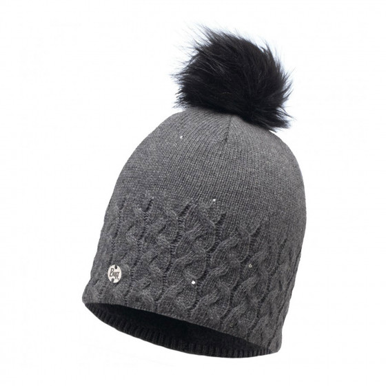 Шапка BUFF KNITTED & POLAR HAT ELIE GREY (US:one size)