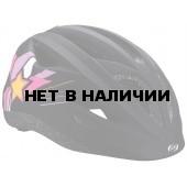 Летний шлем BBB Hero (flash) звезды матово-черный (BHE-48)