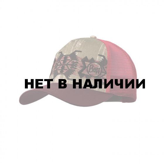 Кепка BUFF TRUCKER CAP SHADE MULTI