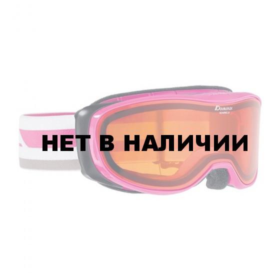 Очки горнолыжные Alpina BONFIRE 2.0 DH pink_DH S2