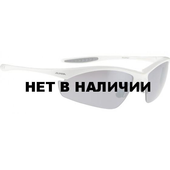 Очки солнцезащитные ALPINA TRI-EFFECT white
