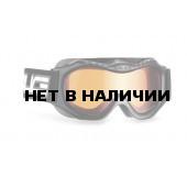 Очки горнолыжные Salice 601A BLACK / ORANGE