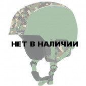 Зимний Шлем Blizzard Guide dark green matt/camouflage (см:59-63)